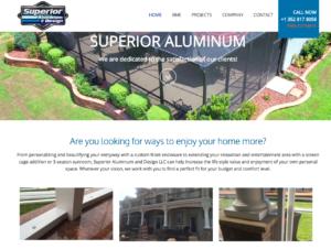 superioraluminumdesign.com