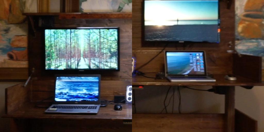 Variable Desk